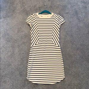Striped Mini Dress - Never Worn